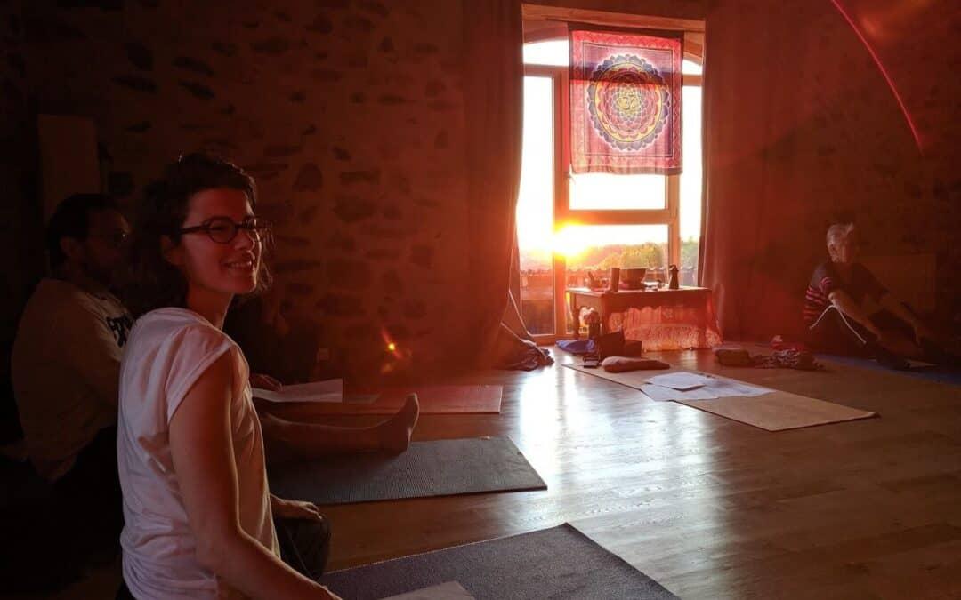 Atelier Yoga : Udana vayu & voyage sonore