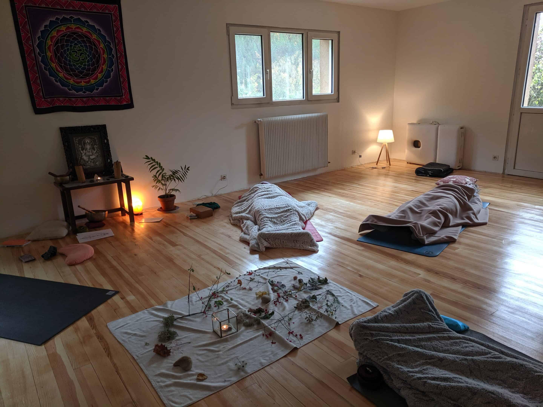 Nada et Yoga Nidra